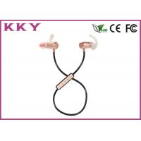 China Alloy Metal Material Bluetooth 4.2 Headset With Human Engineering Design wholesale
