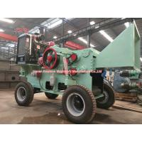 China 75 HP Mobile Wood Chipper Machine Wood Chipping Equipment Space Saving wholesale