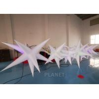 China 1m 1.5m 2m LED Bright Inflatable Lighting Decoration With 2 Years Warranty wholesale