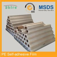 China Commercial Door Protector Film , Clear Protective Film Tape For Building Material Surface wholesale