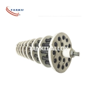 China Bayonet Furnace Heating Element Immersion Flange Resistance wholesale