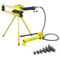 China 12 Tonne Hydraulic Pipe Bender up to 2 Diameter on sale