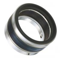 China High Pressure Metal Bellow Mechanical Seal , Single Mechanical Seal Replacement wholesale