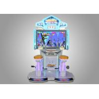 China Indoor Arcade Games Machines With Lottery Ticket Out 12 Month Warranty wholesale
