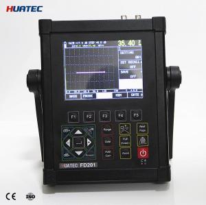 China Digital Ultrasonic Flaw Detector FD201, UT, ultrasonic testing equipment 10 hours working wholesale