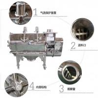 China 1-5 layers High Frequency Linear vibrating sieve separator machine for soybean wholesale
