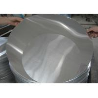China Pots DC 3003 Cast Round Aluminum Sheet Deep Drawing Thickness 2.8mm wholesale