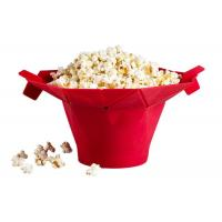 Quality Movie Theater Silicone Microwave Popcorn Popper With Built In Measurements for sale