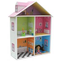 China House design Corrugated Cardboard Furniture ENCF017 caes  for Kids tools stocking wholesale