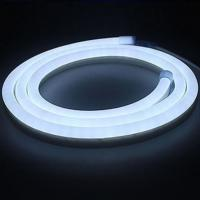 China Exterior 120degree Rohs PVC Green16x24mm LED Neon strip lights/ LED strip Light wholesale