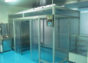 China Modular Softwall Portable Clean Room Booth Station wholesale