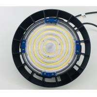 China 100W  Fluctuation Beam Angle LED High Bay Fixtures 130LM/W Or 140LM/W For Workshop wholesale