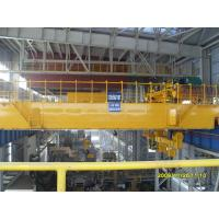Quality 125ton / 20ton / 50ton Heavy Duty Double Girder Overhead Crane For Casting usded In Steel Mill For Lifting for sale