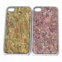 China Crystal Case for iPhone, Easy to iInstall and Remove wholesale