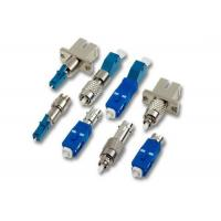 China FC / PC Variable Fiber Optic Attenuator 5dB Singlemode / Multimode Female To Male Type on sale