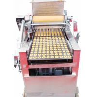 China Industrial Electric Rotary Cookie Machine 0.75kw Servo Motor Semi Automatic wholesale