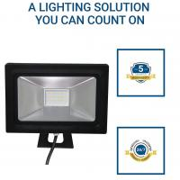 Quality 30W IP65 Super bright LED Flood Lights, 60W Halogen Lights Equivalent Replacement, Daylight White Floodlight with CE, UL for sale