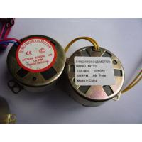 China Gear Box Design CW Rotation 220V - 240V 5-6rpm Synchronous motors With Low Noise wholesale
