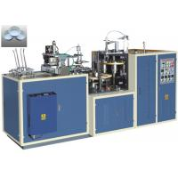 China Double Sides PE Coated Paper Bowl Making Machine With Ultrasonic Configuration wholesale