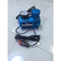 China Small Fast Inflation Black And Blue Portable Air Compressor For Car With CE Certification wholesale