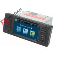 China Dual CANbus BMW E90 Sat Nav PURE Android 7 Inch Car Dvd Player Built - In WIFI wholesale