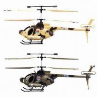 China RC Helicopter with Built-in Camera, Spy Military Helicopter wholesale