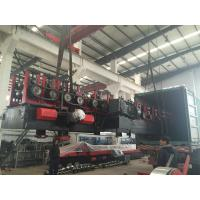China Auto C&Z Purlin Roll Forming Machine for Light Steel Structure Buildings Exported to KSA wholesale