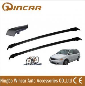 China HONDA Car Roof Racks , aluminum offroad car roof luggage rack 120cm wholesale