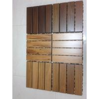China Tigerwood/Cumaru/IPE decking tiles wholesale