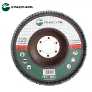 "China Metal Stainless Steel Sanding 125mm 5"" Zirconium Flap Disc Wheel wholesale"