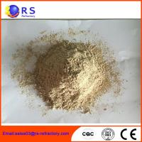 China Powder High Alumina Castable Refractory Cement high chemical resistance wholesale