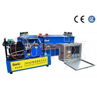 China Aluminum Hot Splicing Conveyor Belt Vulcanizing Equipment PLC With Water Cooling System wholesale
