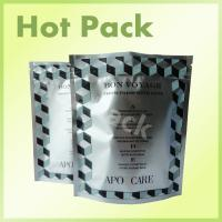 Food Grade Aluminum Foil Packaging Bags With Tear Notch Low Temperature Resistance