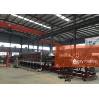 China Steel Material Conveyor Belt Furnace High Degree Automation With Modular Structure wholesale