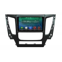 China Android Mitsubishi Pajero Car Stereo 2G ROM  + 32G Ram With Car Os Android on sale