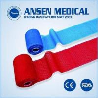 Colors Fast Hardening Wound Care Bandage First Aid Bandage Waterproof Wrap