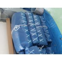 China Anti - Static Treatment PVC Truck Cover / Tarpaulin With Excellent Tensile Strength on sale