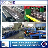 China LMS Cable Tray Roll Forming Machine 140 - 840mm Width Continual Punching Mould wholesale