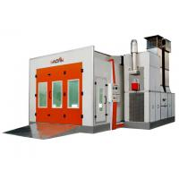 China 50mm Rock Wool Panel Car Spray Booth For Auto Spray booths WD-60A on sale