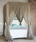 China RF shielding canopy silver coated nylon gauze cloth silver mesh fabric wholesale