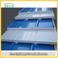 China Sandwich Roof Panel Surface Protection Film Rolls 5 - 500G / 25MM Adhesion wholesale