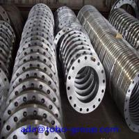China UNS S32750 2507 WN Forged Steel Flanges for natural gas DN10 ~ DN3000 wholesale