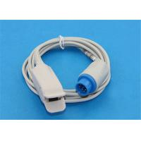 Compatible Biolight 9Pin adult / pediatric reusable spo2 sensors for anyview A8 / A5 / A6 / A3