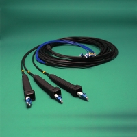 China CPRI Cable compatible with NSN Boot DX LC Connector, CPRI Fiber Cable 50m for Nokia Base Station wholesale