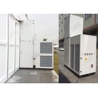 China Classic Packaged Tent Large Airflow Air Conditioner For Cooling And Warming wholesale