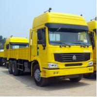China SINOTRUK HOWO Cargo Truck 336HP Euro II 20-40Tons Model ZZ1257S4641V wholesale