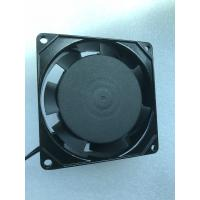 China 230V AC Cooling Industrial Ventilation Fans 3 Inch 80x80x25mm Ball Bearing 22W wholesale