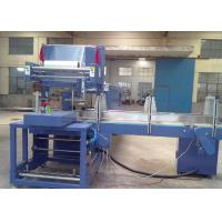 China Automated Shrink Tunnel L Sealer Beverage Packaging Machine For PET Glass Bottle wholesale