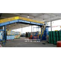 Quality Intelligent Hydraulic Online baler recycling equipment for Brewery or package plant for sale