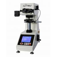 China Large LCD Screen Digital Vickers Hardness Tester with Data Statistics wholesale